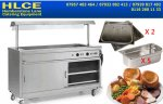 4FT Mobile Carvery Unit