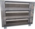 Tom Chandley 6 Tray Deck Oven Nat Gas