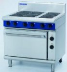 Blue Seal E56D Ranges 6 Hot Plate Electric