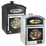 King Edward B-K/BLK OR B-K/SS Baked Potato Ovens